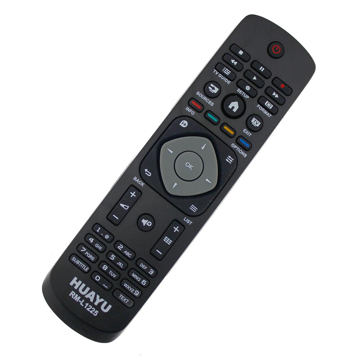 Telecomando di ricambio philips led 3d tv 24hfl3010w 12 for Philips telecomando