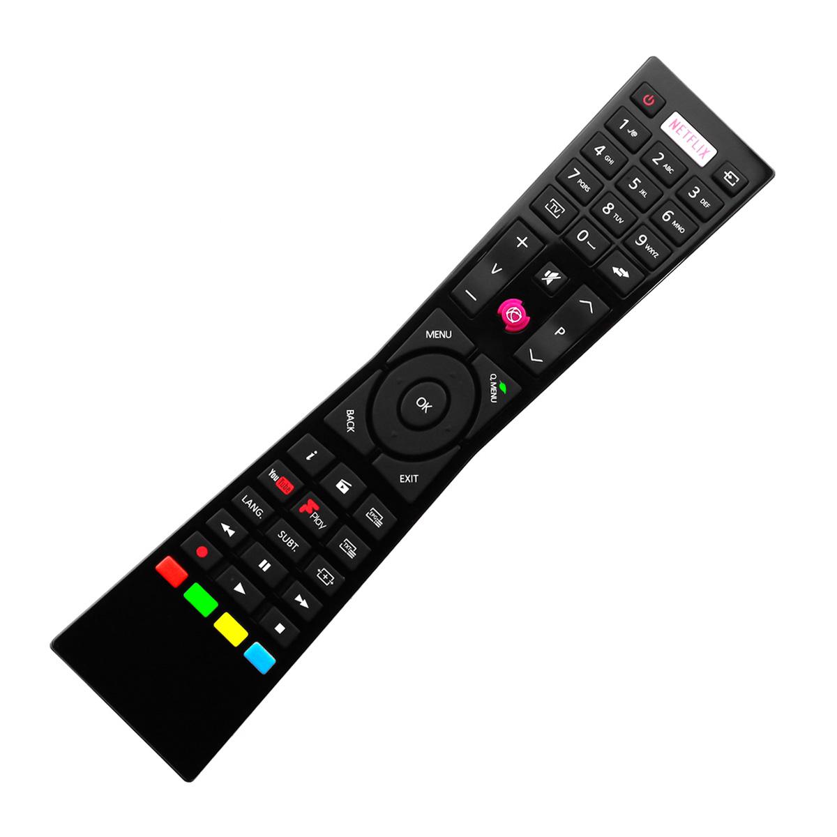 original fernbedienung remote control telefunken fernseher rc c3231 rcc3231 neu ebay. Black Bedroom Furniture Sets. Home Design Ideas